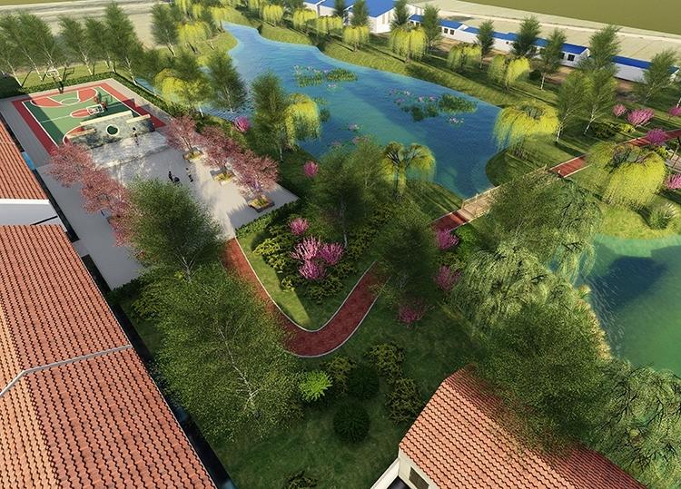 城市园林设计应遵循的原则