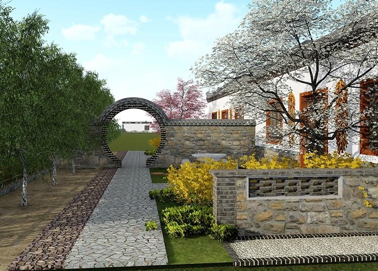 瑞明园林介绍什么是打造特色小镇的重点