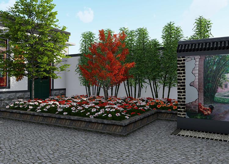 济宁特色小镇一户一景院内贝博哪里可以下载方案