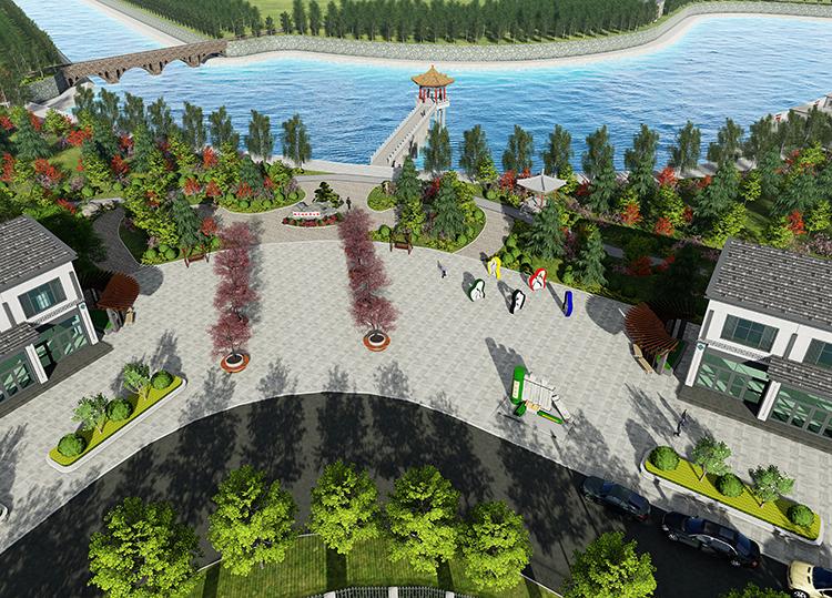 泗水泉林柳河峪规划