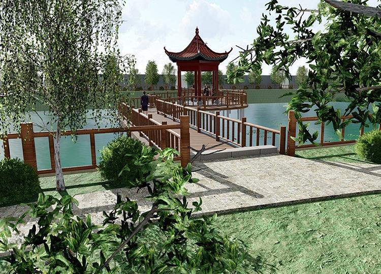 鱼城中东南项目