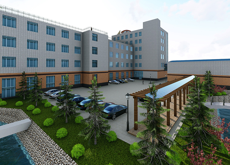 山东湖中鲜大酒店